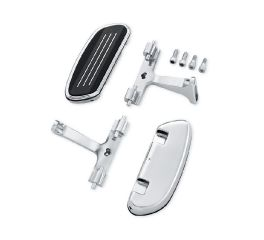 Harley-Davidson® Streamliner Passenger Footboard and Mount Kit 50378-07B