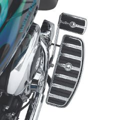 Willie G. Skull Rider Footboard Insert Kit- Traditional D Shape