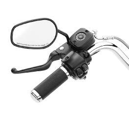 Harley-Davidson® Black Master Cylinder Cover 45030-03D