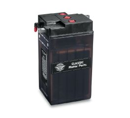 Harley-Davidson® 6V Conventional Battery 66006-29F