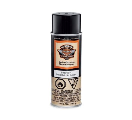Harley-Davidson® Black Texture Touch-Up Paint 98606BF