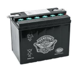 Harley-Davidson® 12V Heavy-Duty High-Cranking Premium Battery 66007-84