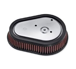 Harley-Davidson® Screamin' Eagle High-Flo K&N Air Filter Element 29400021