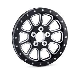 Harley-Davidson® Cut Back Gloss Black Billet Sprocket 42200004A