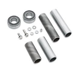 Harley-Davidson® 1 in. Axle Front Wheel Installation Kit 43848-08A