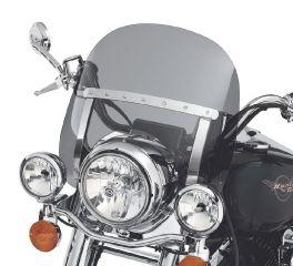 Harley-Davidson® Road King 11 in. H-D Detachables Wind Deflector 58163-02