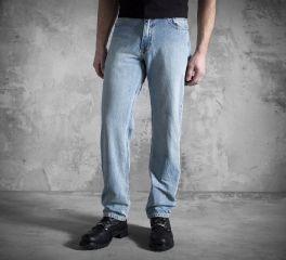 Harley-Davidson® Men's Original Traditional Fit Jeans - Faded Denim 99031-13VM