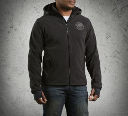 Harley-Davidson® Men's Cross Roads Waterproof Fleece Jacket 98542-14VM