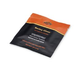 Harley-Davidson® Gloss Detailer Individual Wipe 97401-10