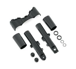 Harley-Davidson® Gloss Black Front End Kit 45800038B