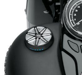 Harley-Davidson® Chisel LED Fuel Gauge 70900354