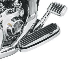 Harley-Davidson® Chrome Billet Style Rear Brake Lever - Standard Length 41600082