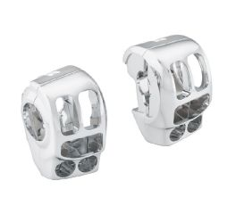Harley-Davidson® Chrome Switch Housing Kit 71500185