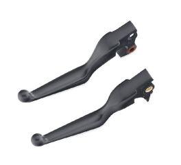 Harley-Davidson® Black Hand Control Lever Kit 36700052
