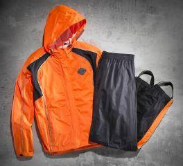 Harley-Davidson® Women's Hi-Vis Rain Suit 98316-14VW