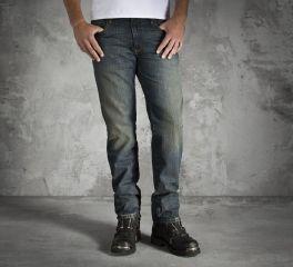 Harley-Davidson® Men's Modern Straight Leg Fit Jeans 99004-15VM