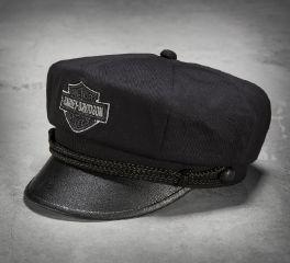 Harley-Davidson® Men's Bar & Shield Logo Biker Cap 99405-15VM
