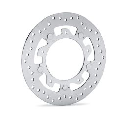 Harley-Davidson® Aggressor Polished Floating Brake Rotor 41500102