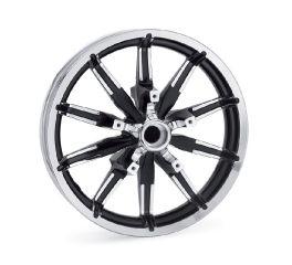 Harley-Davidson® Impeller 17 in. Front Wheel - Contrast Chrome 43300386