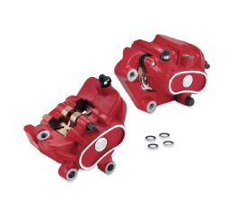 Harley-Davidson® Front and Rear Brake Caliper Kit 41300134