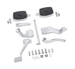 Harley-Davidson® Further Forward Mid-Control Kit - Chrome 50700027