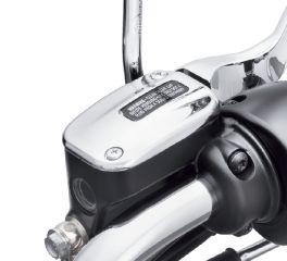 Harley-Davidson® Chrome Front Brake Master Cylinder Cover 41700297