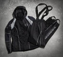 Harley-Davidson® Women's Skull Rain Suit 98363-15VW