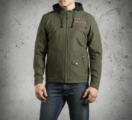 Harley-Davidson® Men's Long Way 3-in-1 Jacket 98563-15VM
