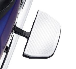 Harley-Davidson® Vintage White Passenger Footboard Inserts 50500416