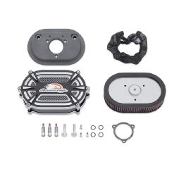 Harley-Davidson® Screamin' Eagle Extreme Billet Ventilator Air Cleaner Kit 29400224