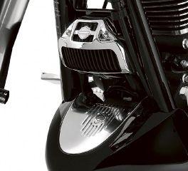 Harley-Davidson® Dyna Front Spoiler 58042-08DH