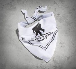 Harley-Davidson® White Wounded Warrior Project Bandana 97750-15VM
