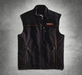 Harley-Davidson® Men's  Fleece Mid-Layer Vest 98567-16VM