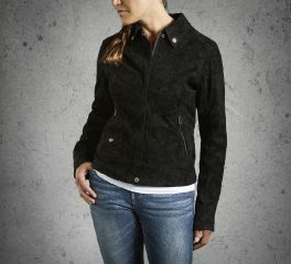 Women's Soar Sueded Jacket