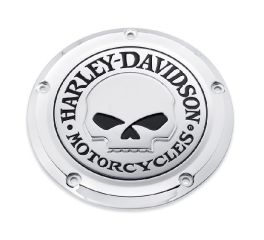 Harley-Davidson® Willie G Skull Derby Cover 25700469