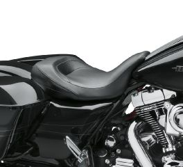 Harley-Davidson® Low-Profile Solo Touring Seat 52000249