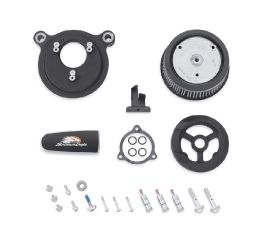 Harley-Davidson® Screamin' Eagle Stage I Air Cleaner Kit - Texture Black 29400233