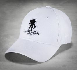 Harley-Davidson® Women's Harley-Davidson White Wounded Warrior Project Cap 99559-16VW