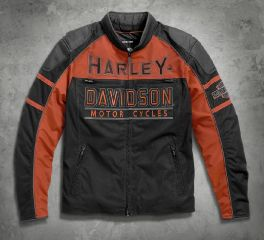 Harley-Davidson® Men's Gastone Riding Jacket 98112-16VM