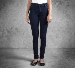 Women's Skinny Mid-Rise Jeans 99177-16VW