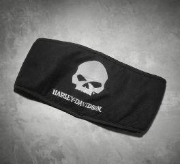 Harley-Davidson® Men's Skull Cold Weather Fleece Earwarmer 99432-16VM