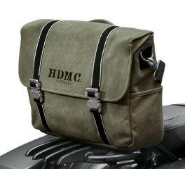 Harley-Davidson® HDMC Messenger Bag - Army Green 93300101
