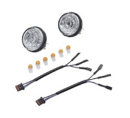 Harley-Davidson® LED Bullet Turn Signal Insert Kit 67800639