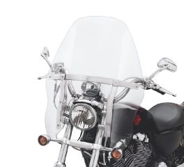 Harley-Davidson® Quick-Release Touring Windshield 58158-08