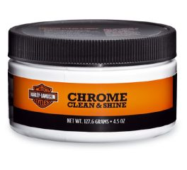 Chrome Clean & Shine