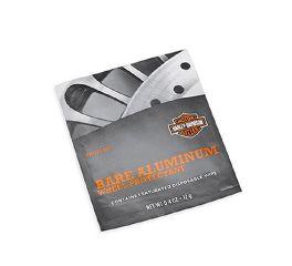 Harley-Davidson® Bare Aluminum wheel Protectant - Individual Wipes 93600063