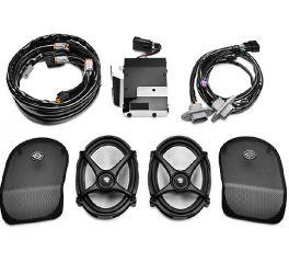 Harley-Davidson® CVO Saddlebag Speaker Expansion Kit 76000275