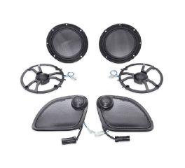 "Harley-Davidson® Boom! Audio Stage II 6.5"" Road Glide Fairing Speakers 76000594A"