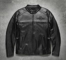 Harley-Davidson® Men's Votary Leather Jacket 98119-17VM