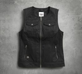 Harley-Davidson® Women's Essential Club Vest 98580-17VW